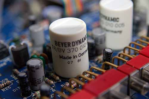 Beyer input transformers