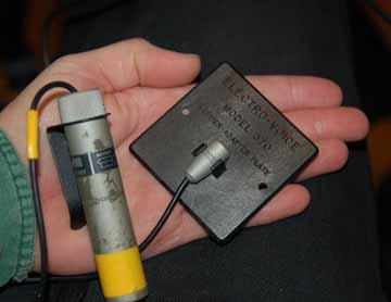 Electro Voice EV 370 boundary plate