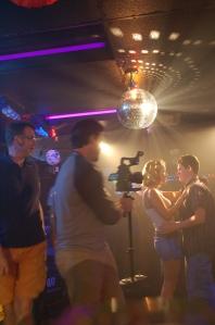 Bar scene in East Ridge