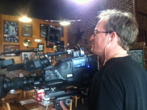 DP Chris Conder, Point Of View Productions, Sony F800